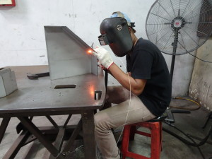 TIG / MIG and Spot Welding